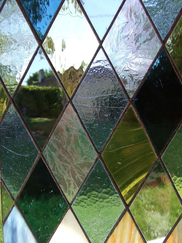 Chateau Villotte - détail transparent